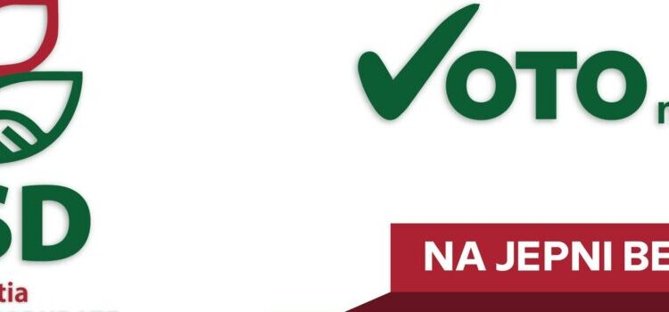 Partia Socialdemokrate e Shqipërisë nis fushatën