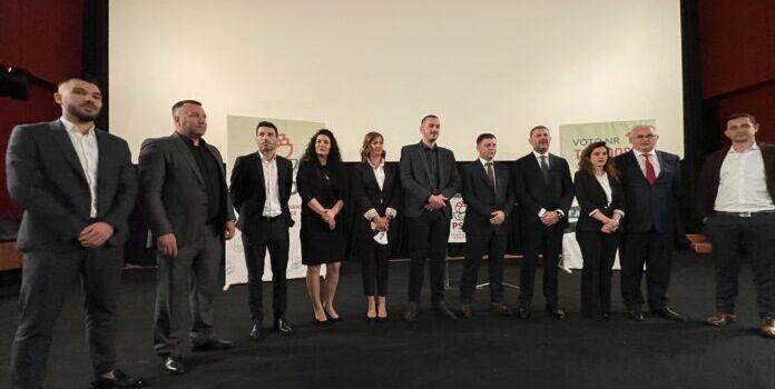 Shkodër, PSD prezanton 11 kandidatët